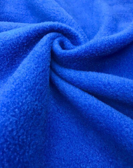 Флис однотонный Королевский синий 34794