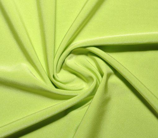 Трикотаж Кристалл шенилл желтый желто-зеленый
